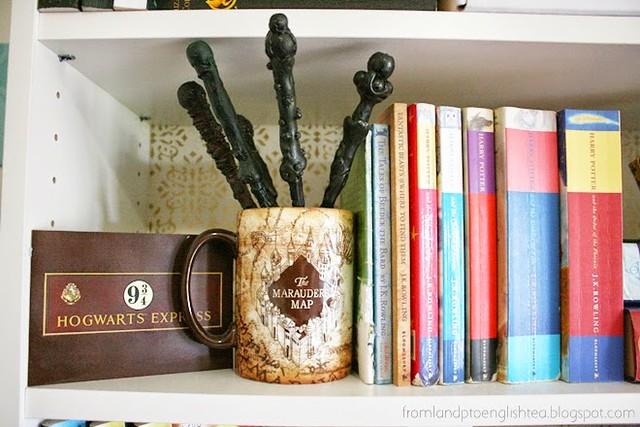 Harry Potter DIY Wands 8