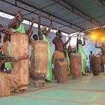 Amani Festival 2014 - Danseurs traditionnels - Masisi