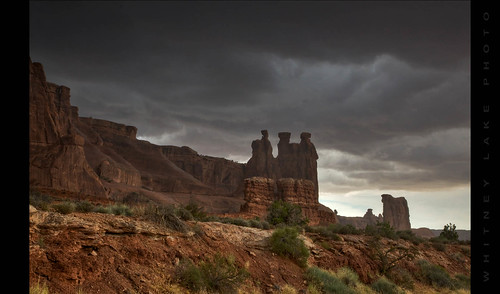 Storm Brewing at Three Gossips