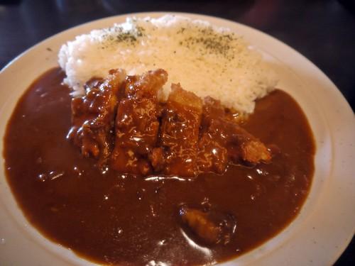 Nagasaki Western lunch