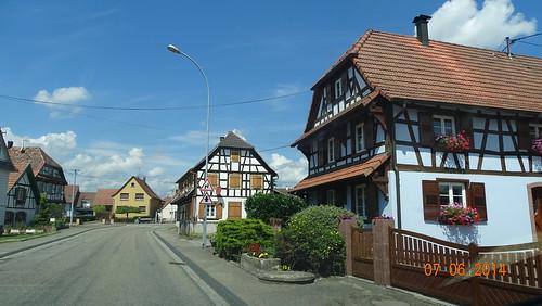 6080 -Leitersweiller, Alsace  - D52