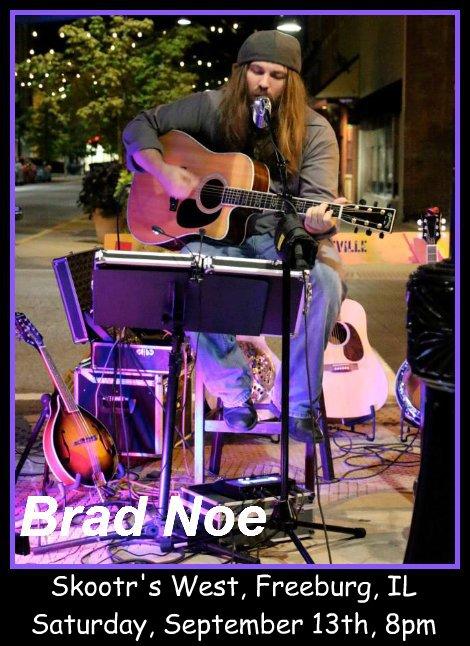 Brad Noe 9-13-14