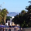 Y allá a su frente... #Tarifa #estrecho #alameda