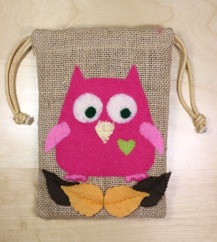 Owl be watching U