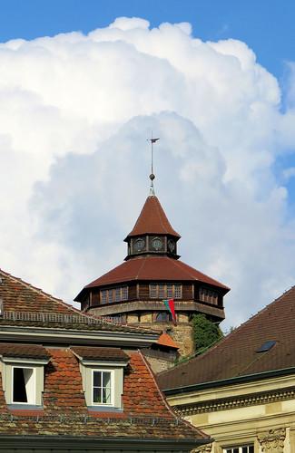 der Dicke Turm am Denkmaltag