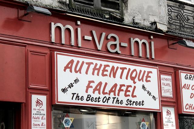 Onde comer em Paris - Marais
