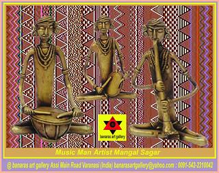 Music Man Artist Mangal Sagar