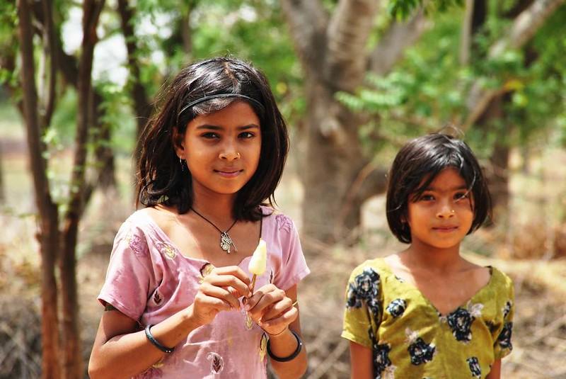 399 way to Merta. Peoples of desert in Rajasthan (1)