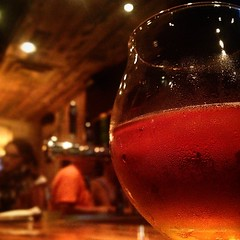 Kentucky at The Eagle - Bourbon Barrel Ale in #otr #cincy #cincyusa #cincypics #queencityscenes #thisisotr #ale #bourbon #kentucky