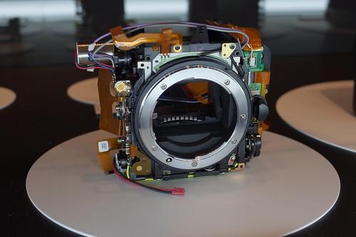 Nikon D750 unit with 4 motors