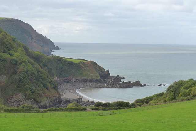Woody Bay , Devon