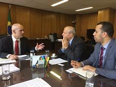 Reunião com embaixador da Argélia Toufik Dahmani 26.11.2016 (1)