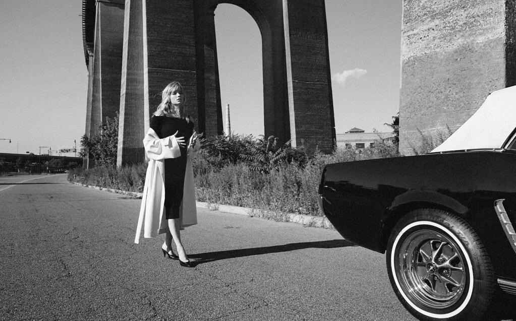 Хейли Беннетт — Фотосессия для «The Edit» 2016 – 3