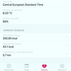 #basler #stadtlauf 25min 5.7km