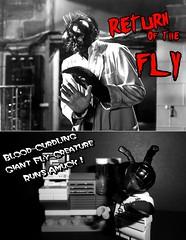 The Fly Halloween