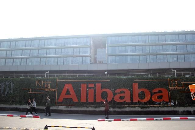 Header of Alibaba