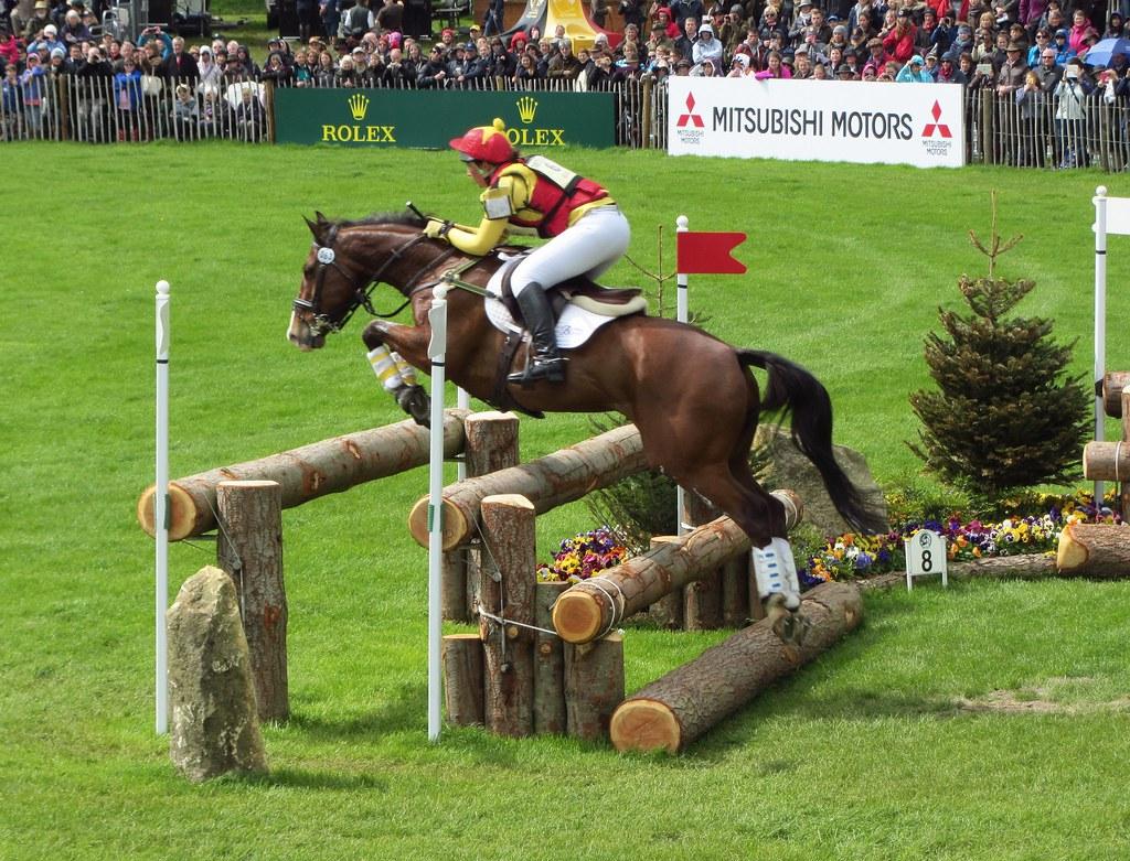 Cyber's Place : horsep0rn: Badminton Horse Trials by Nigel... Badminton Horse Trials