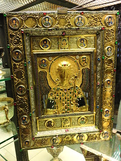 Image of St Mark's Basilica near Venice. ヴェネツィア venice venezia βενετία church chiesa stmark treasure