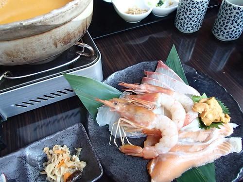 日本的味道 海丹鍋 - naniyuutorimannen - 您说什么!