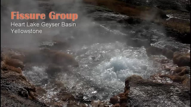 Heart Lake Fissure Group (video)