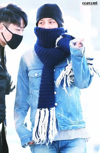 BIGBANG departure Seoul to Nagoya 2016-12-02 (5)