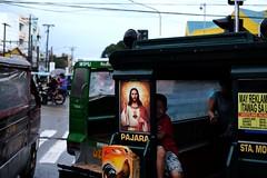 Hiding behind Jesus