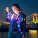 Rainbow Bridge Portrait - Tokyo by Bushido Photo