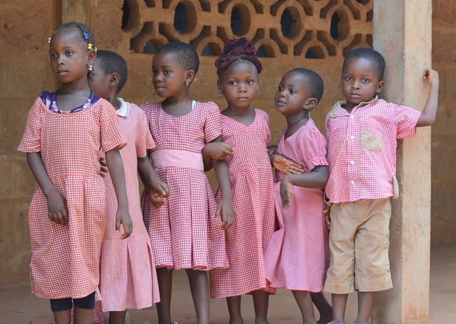 AFRICAN CHILDREN,   TOGO