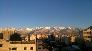 Teheran, 7:45