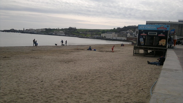 beach at Swanage #4