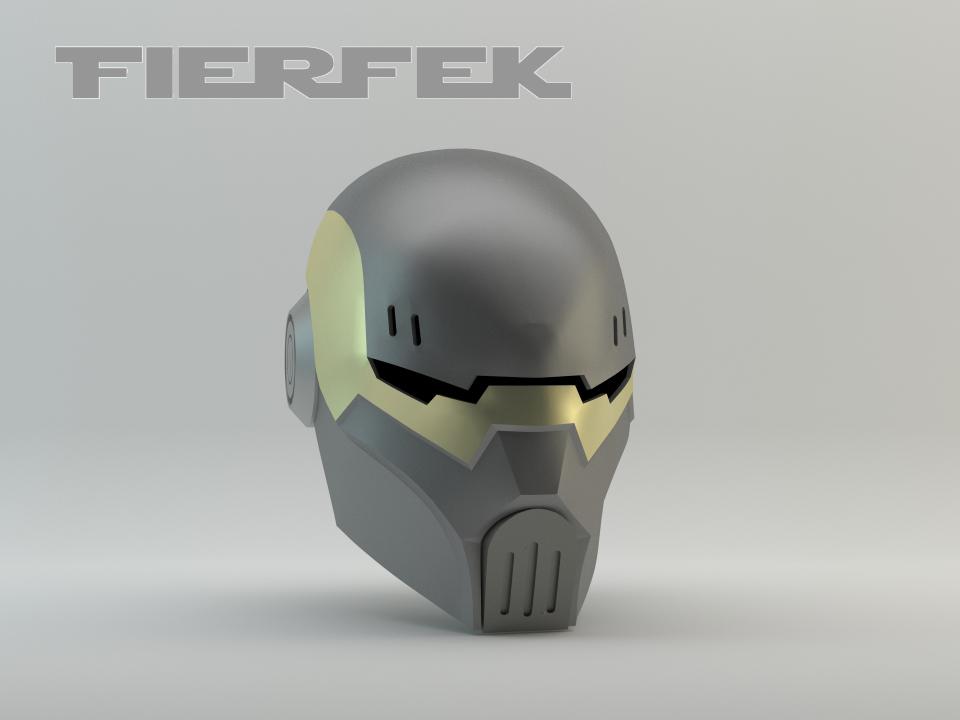 fierfeks star wars pepakura file development