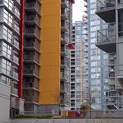 Downtown Vancouver buildings
