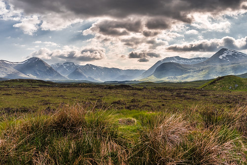 Rannoch Moor | by Christopher Combe Photography