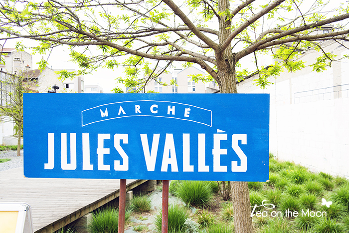 Mercado de las pulgas, París - Jules Balles y Paul Bert