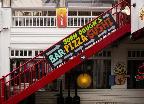 Bar Pizza Sushi