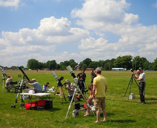 Flamsteed solar gathering