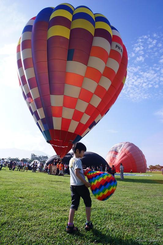 Big Balloon Small Balloon