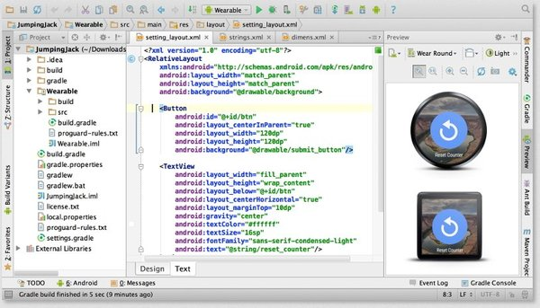 Установить Android Studio 0.8
