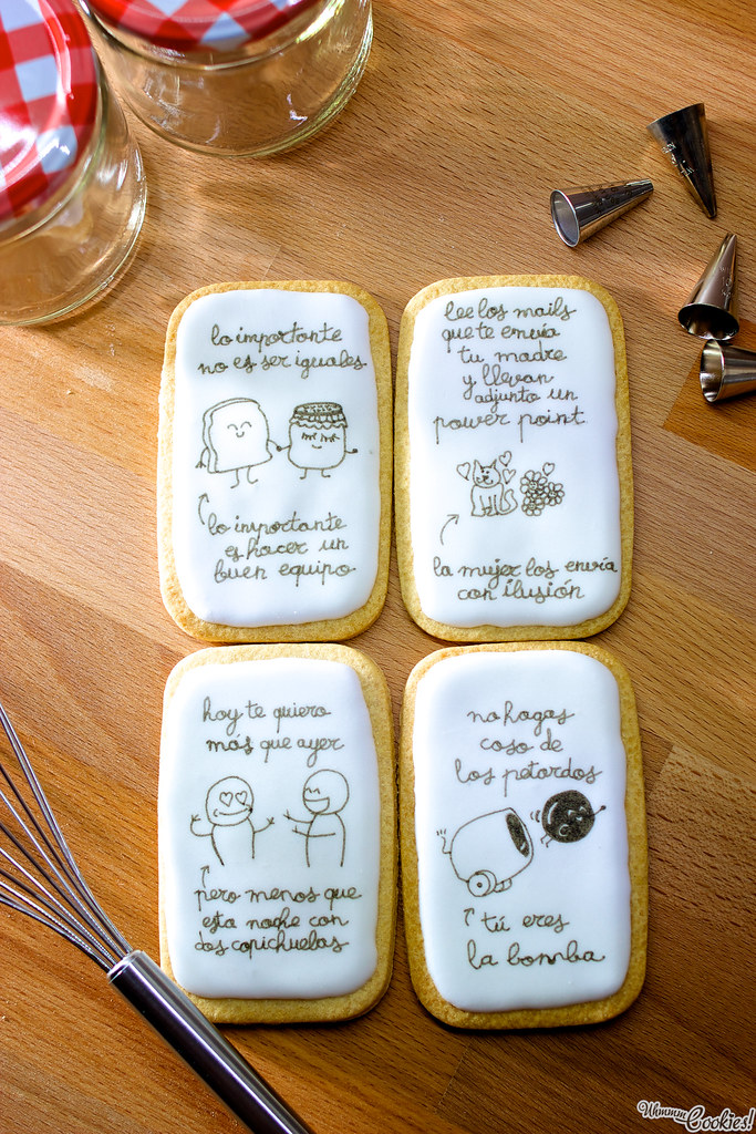 «Mr. Wonderful Cookie Set»