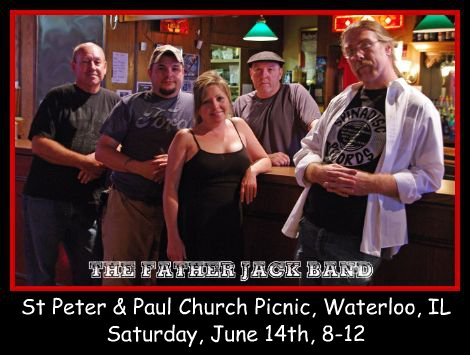 The Father Jack Band 6-14-14