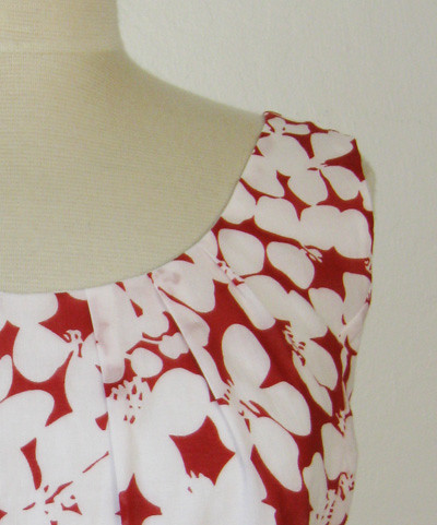 sneak peek red and white
