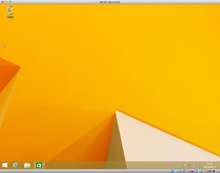 windows 8.1 on mac os x
