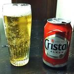 Cristal Pils (4.7% de alcohol) [Nº 115]