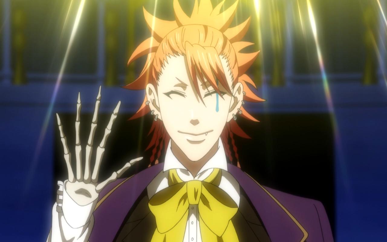 Joker (Kuroshitsuji: Book of Circus)
