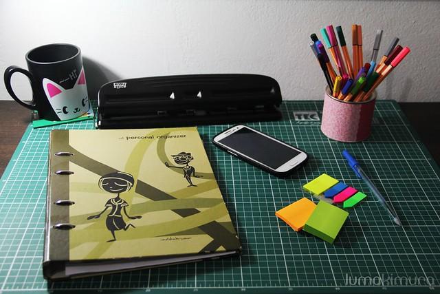 Blog Planner: planner e acessórios