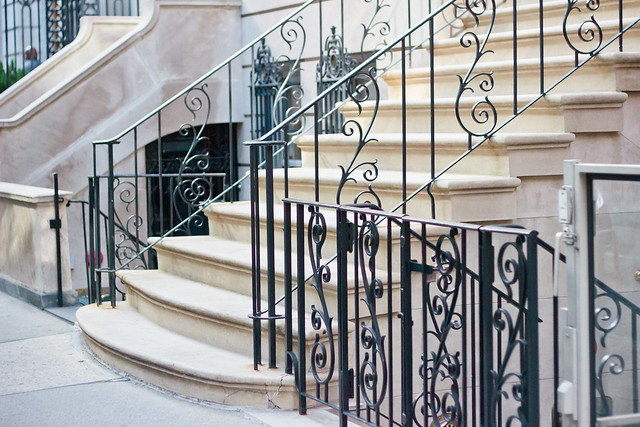 {upper east side, NYC} via chevrons & éclairs