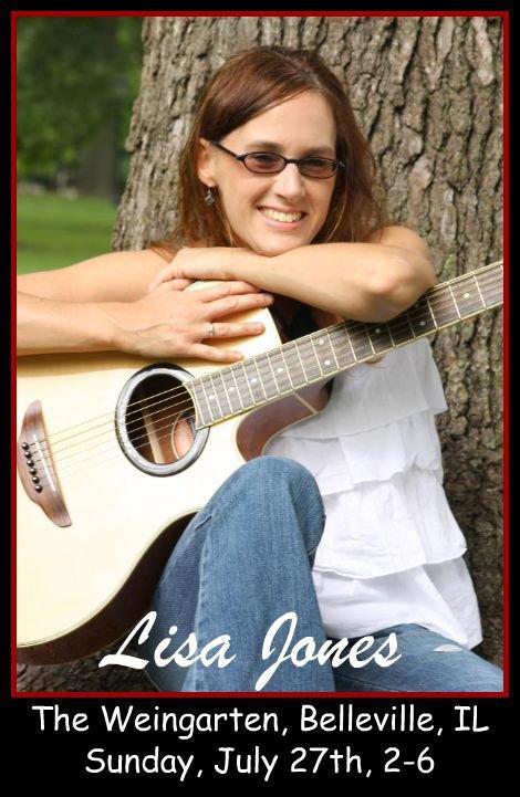 Lisa Jones 7-27-14