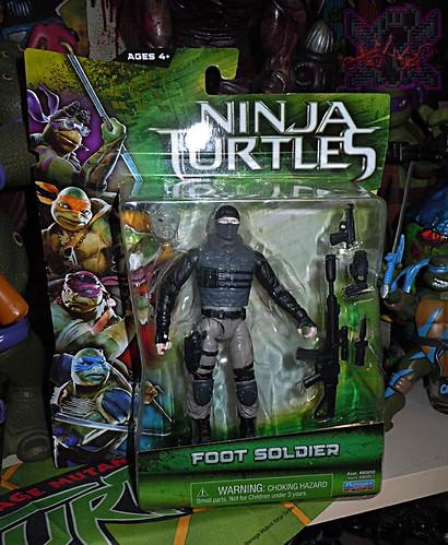 """""""NINJA TURTLES"""" Movie :: FOOT SOLDIER  i (( 2014 ))"""