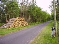 Balade à vélo dans le Périgord