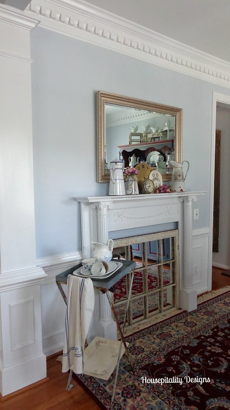 Chateau Chic Dining Room